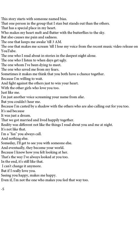 Oh My Gosh This Almost Made Me Cry Because It S Toooo True Fangirl Quotes Kpop Quotes Fan Quotes