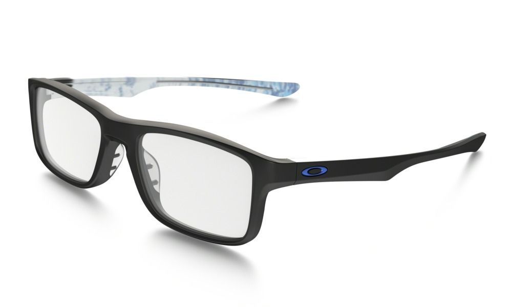 61c515d0c2d9a Shop Oakley Plank 2.0 in SATIN BLACK   CLEAR at the official Oakley online  store.