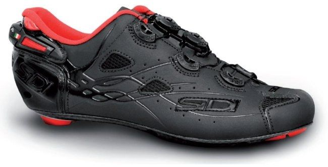 ever popular save up to 80% best shoes Sidi Scarpe Shot Total Black | RBS | Cycling shoes, Bike ...
