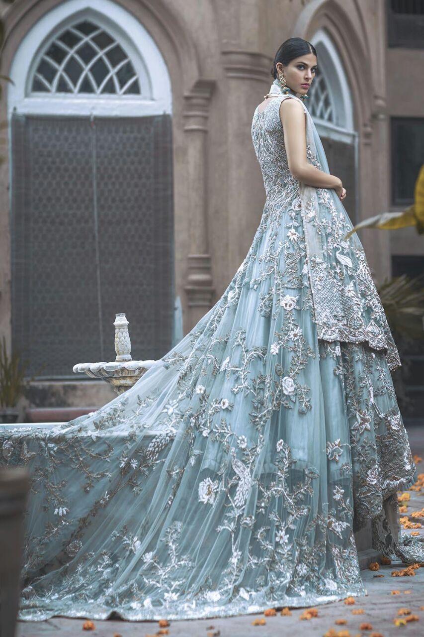 Saira Shakira Zohra Bridals F/W 2016 Pakistani couture | Pakistani ...