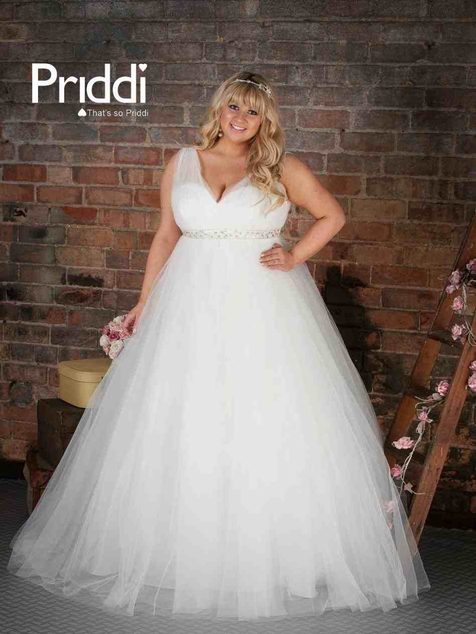 decf19b543 plus size wedding dresses ball gown bling out | Weddings | Princess ...