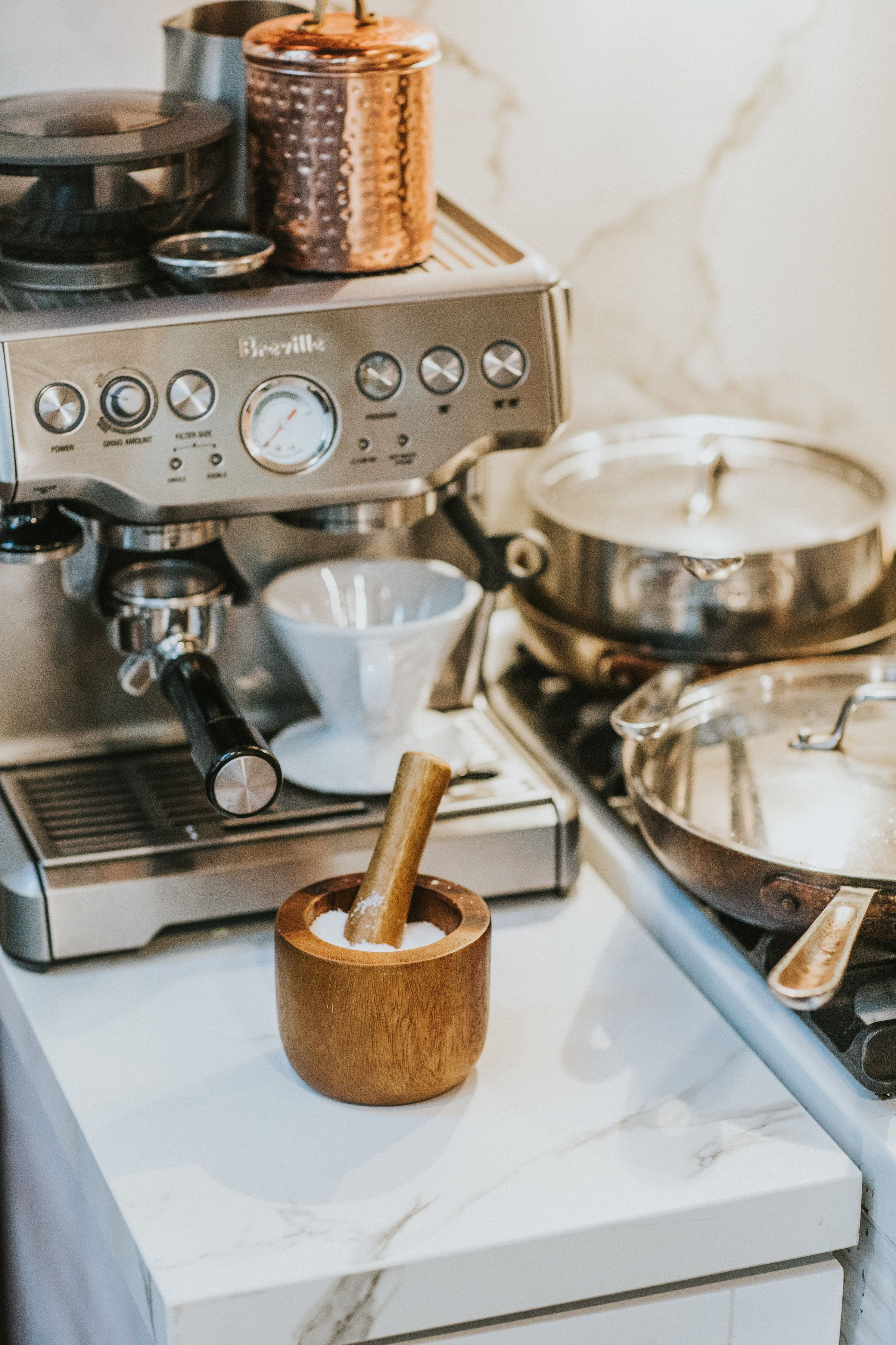 How A Chef And Baker Share The Worldu0027s Smallest Kitchen