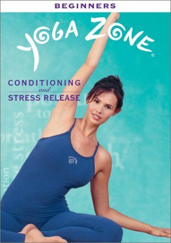 Yoga Zone Conditioning And Stress Release Beginners Dvd Alan Finger Http Www Amazon Com Gp Product B00006g Yoga Zone Release Stress Yoga For Beginners
