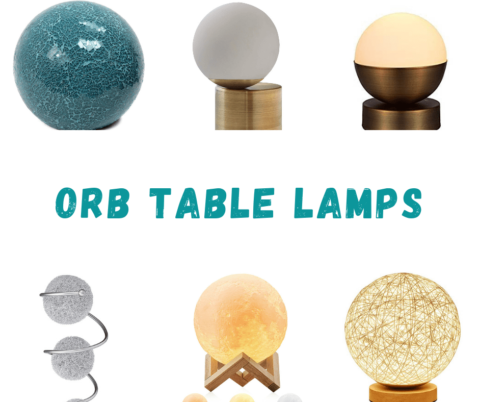 Jinzo Touch Brass Finished Orb Table Lamp Jinzo Touch Orb Table Lamp With Brass Finish Three Yellow Light Colors Great For A Nurs Table Lamp Nursery Lamp Lamp