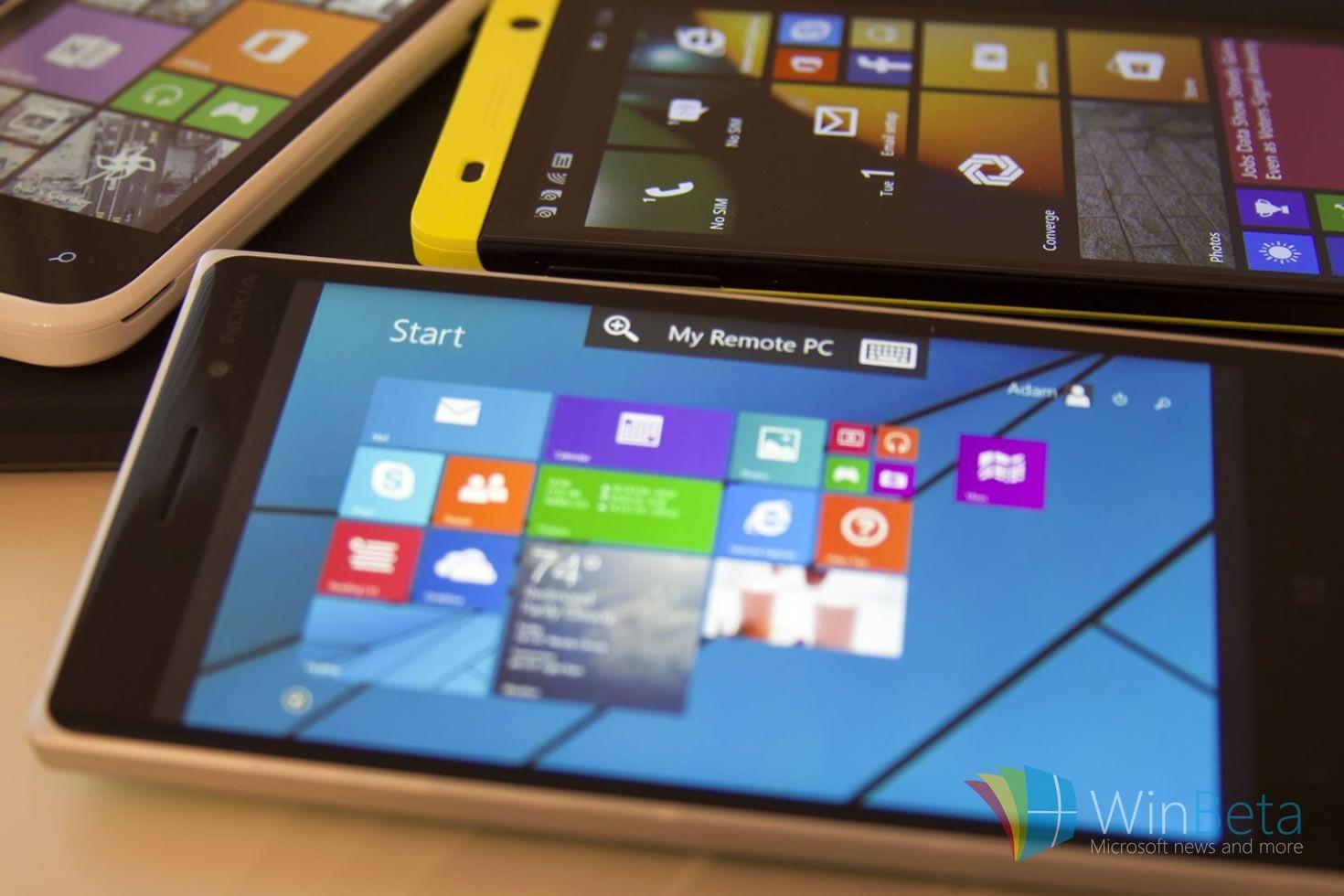 Remote Desktop For Windows Phone 8 1 Gets Azure Improvements Http Technohubforprogrammers