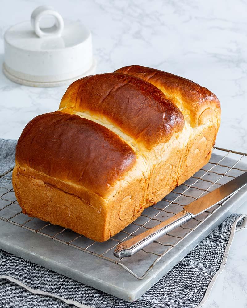 Milk Bread Red Star Yeast Recipe Recipes Bread Food
