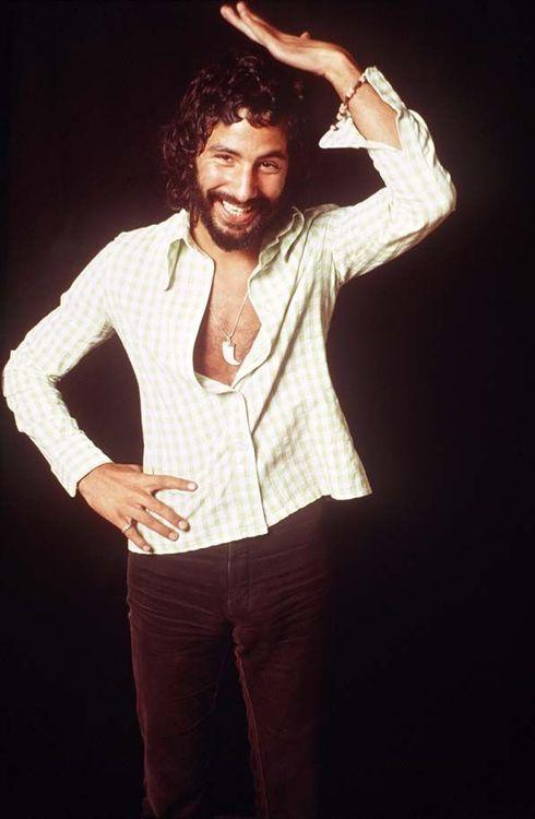 Cat Stevens Loved His Music From The 70 S Cat Stevens Music Legends Uk Music