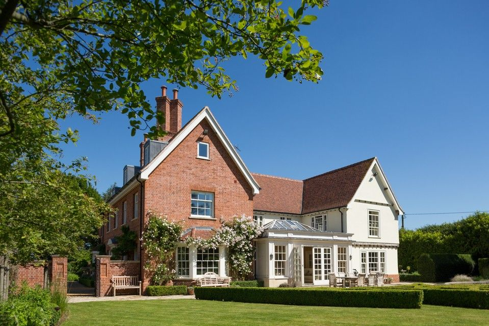 Modern English Country House