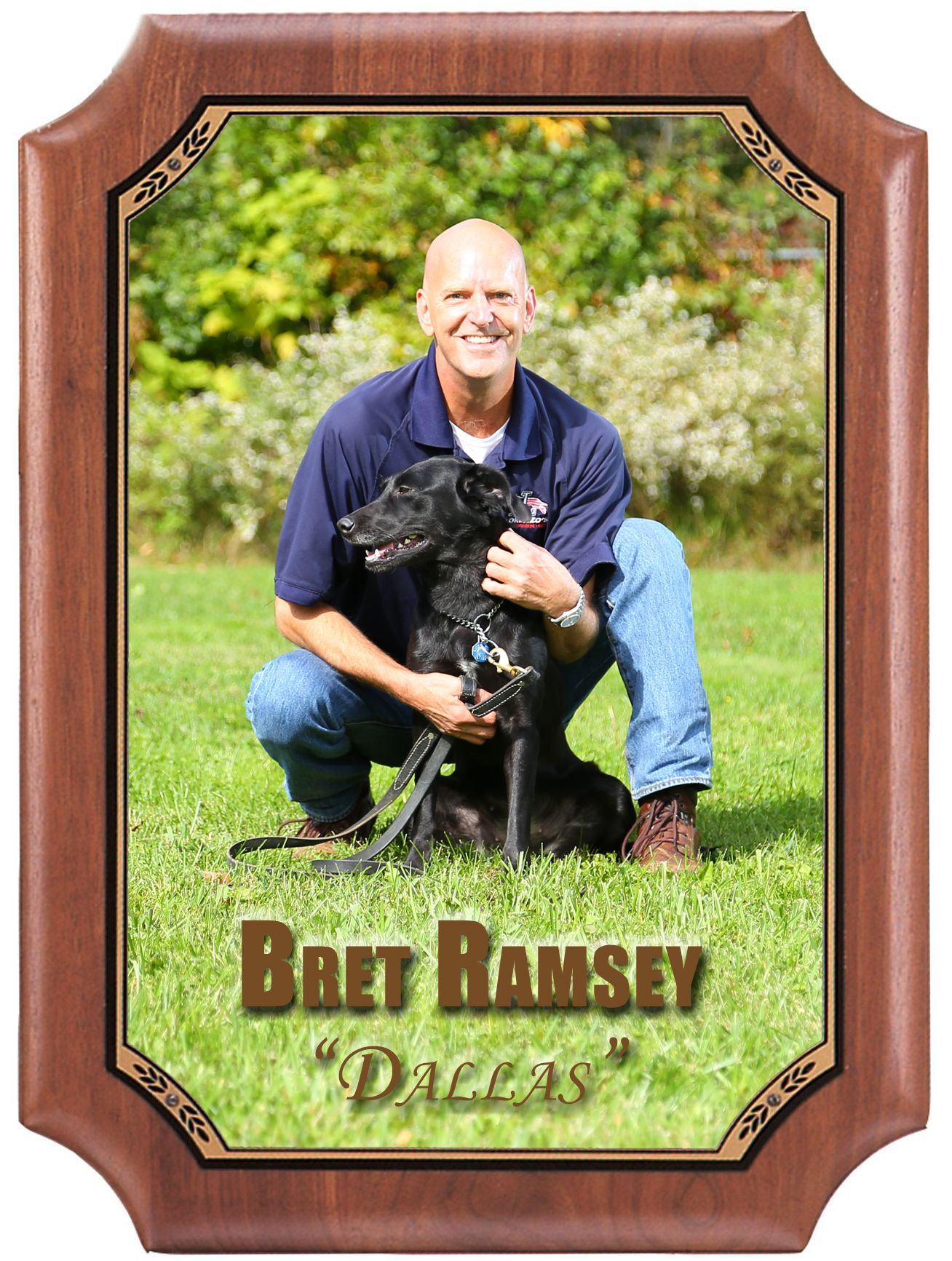 Bret Ramsey Is Our Dog Trainer In Dallas Texas His Canine