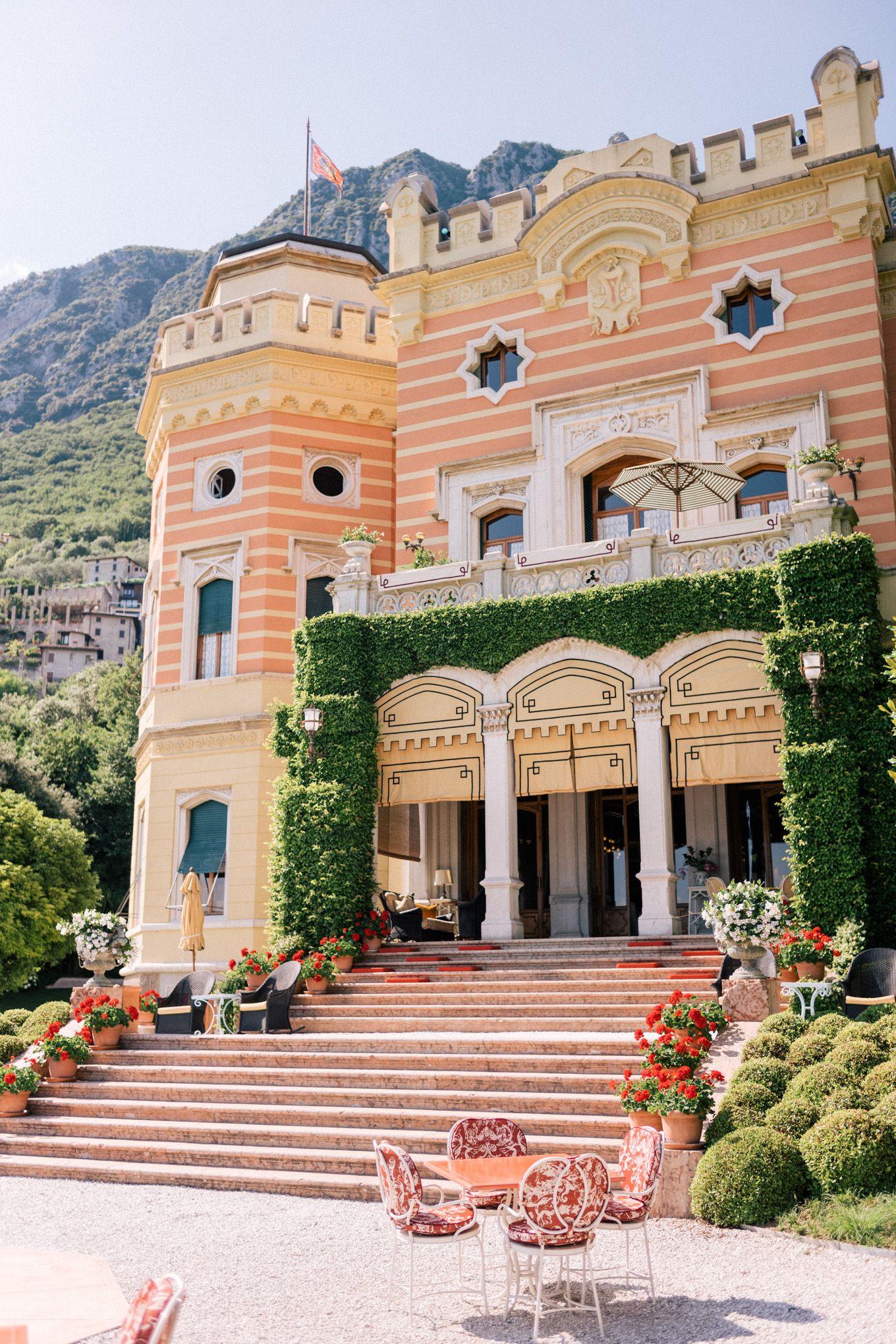 Wedding Weekend At Villa Feltrinelli In Lake Garda, Italy -