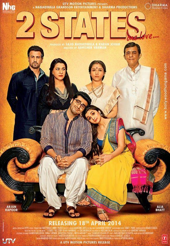 2 States | 2014 Watch Full Hindi Movie Online - Watch Online Media