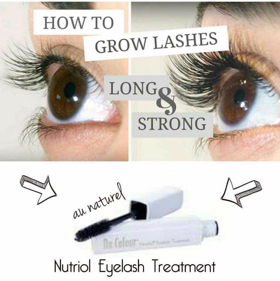 Pin By Augusta Waggoner On Makeup Pinterest Eyelash Treatment