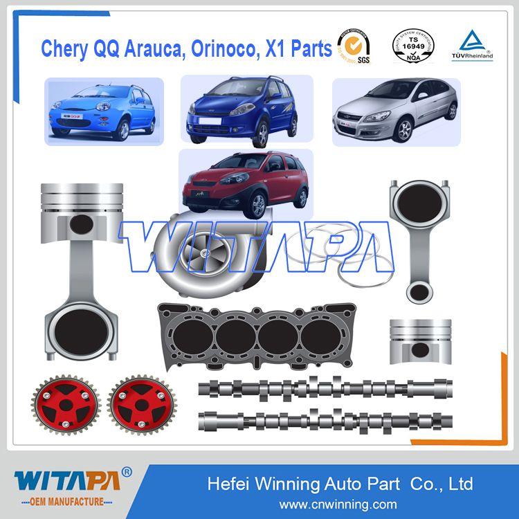 Over 9002 Kinds Of Original A1 Qq A3 Tiggo Arauca X1 Orinoco Chery Auto Spare Parts Car Auto Spares Auto Spare Parts The Originals
