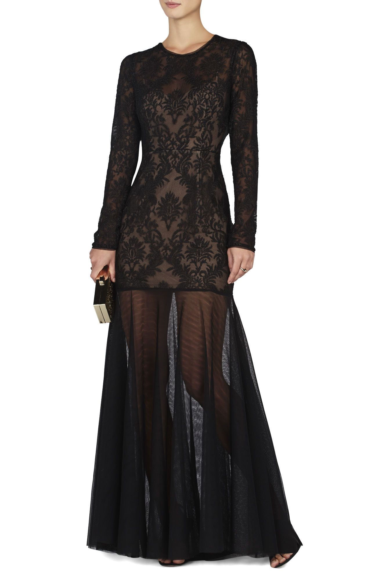 Tatiana baroque embroidery gown bcbg prom dresses pinterest