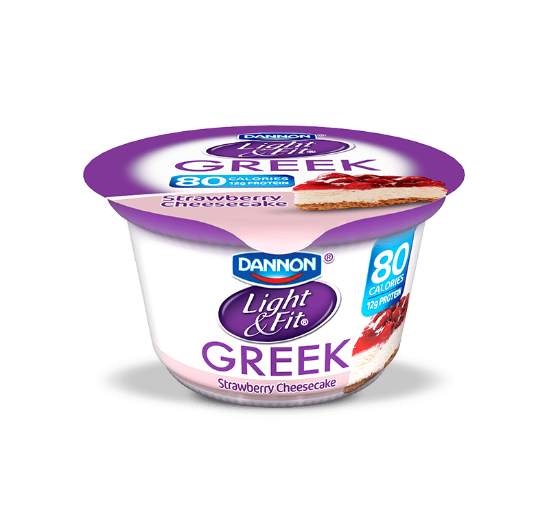 Creamy Dannon Light U0026 Fit Greek Nonfat Yogurt Has Only 80 Calories Per  5.3oz Serving And 0% Fat. Plus, It Comes In A Variety Of Delicious Flavors. Amazing Ideas