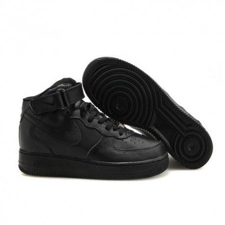 Nike Air Force – Black | Nike air force ones, Nike air ...
