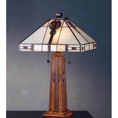 Meyda tiffany 70965 stained glass tiffany table lamp from the meyda tiffany 70965 stained glass tiffany table lamp from the parker poppy collection gold aloadofball Gallery