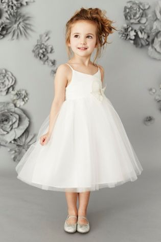 e50e93c34626 Buy Ivory Bridesmaid Dress (3mths-12yrs) online today at Next: Greece