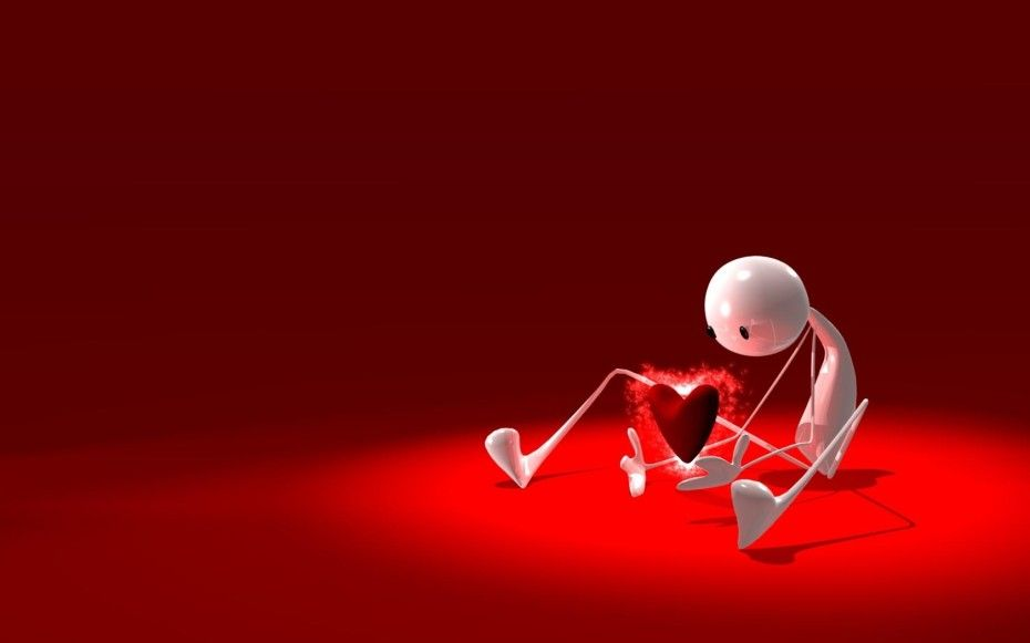 Broken Heart Wallpaper Free Image Dekstop Hd Wallpaper Bunny