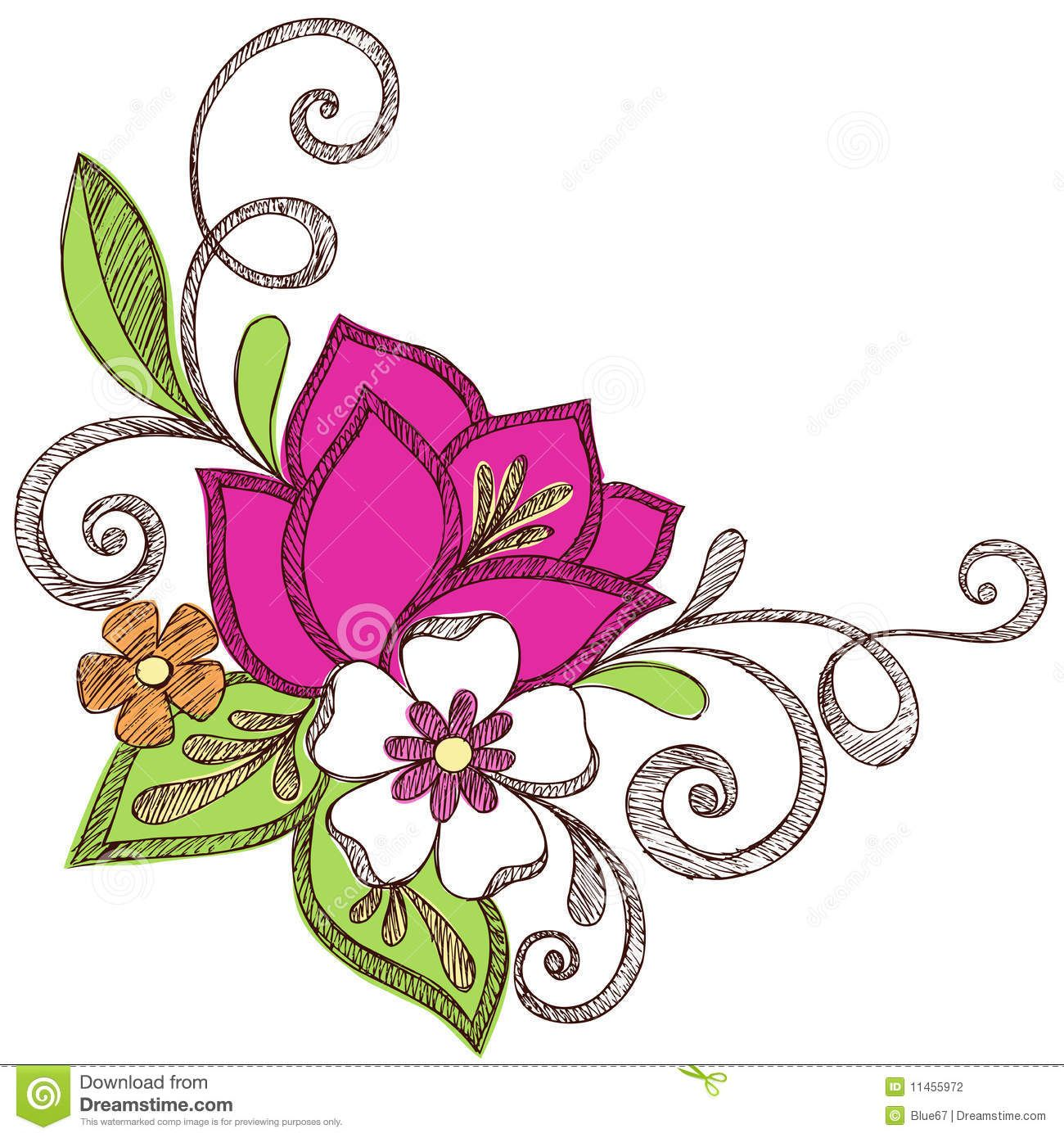 DIBUJOS DE flores mexicanas  Google Search  Bordado  Pinterest