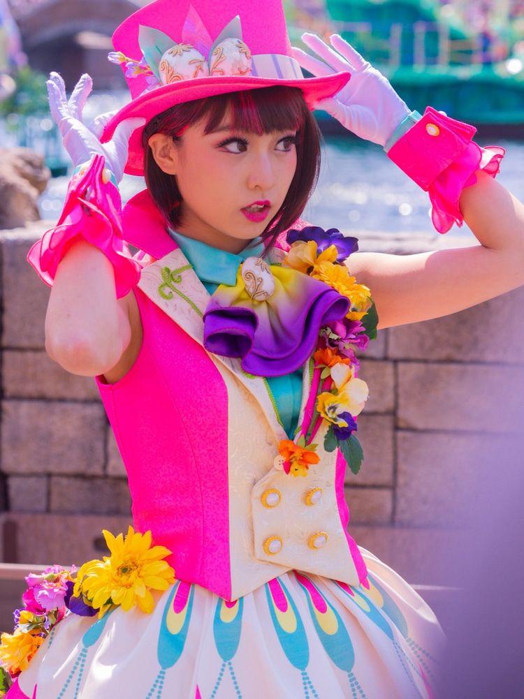 キキ ディズニー ダンサー