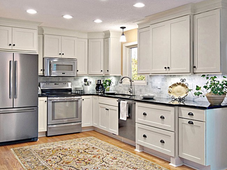 Stunning Kitchen Cabinet Paint Design | Spray paint ...