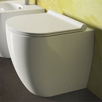 Catalano Sfera BTW Pan & Seat Ensuite bathrooms