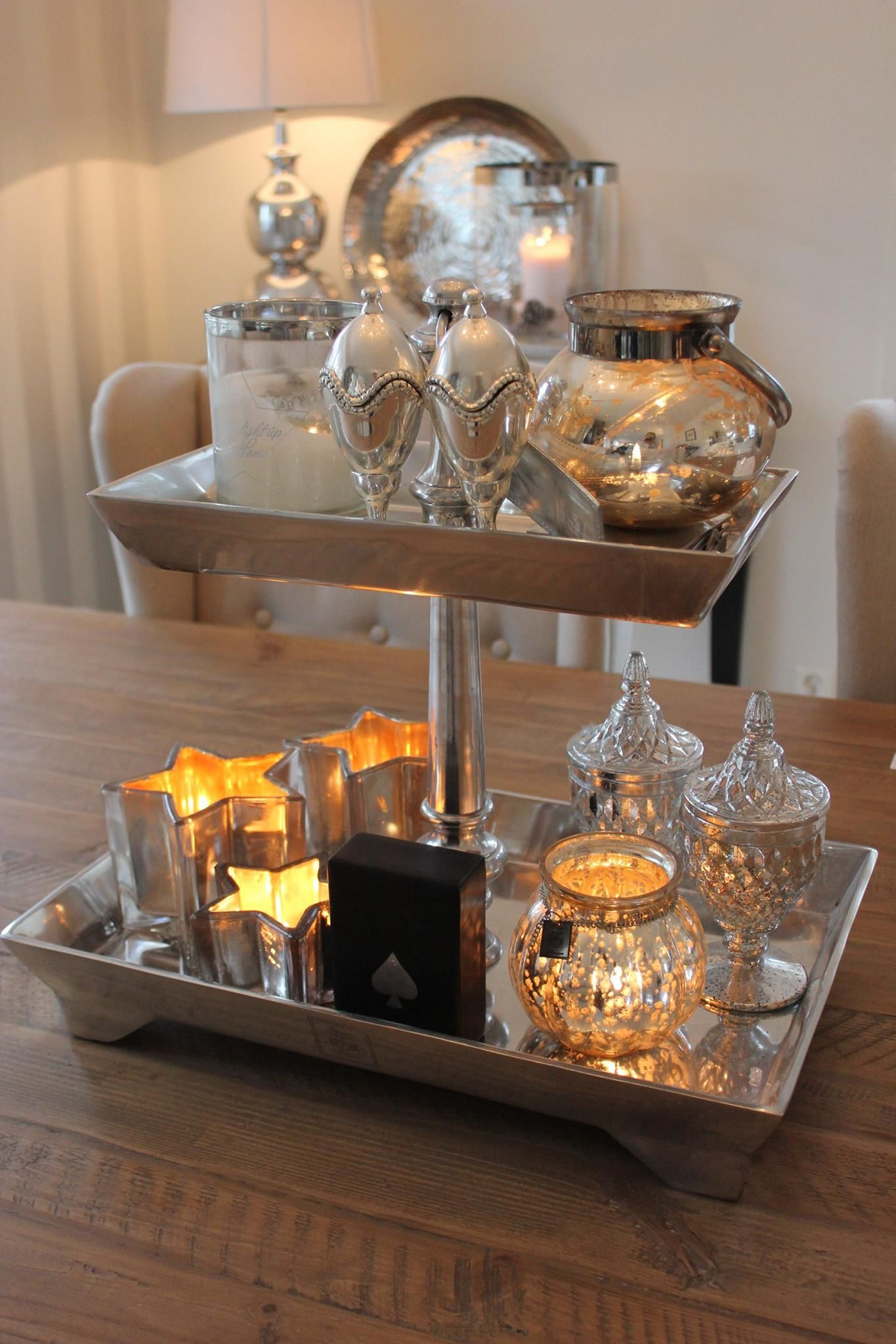 rivi ra maison chelsea cake stand rectangular interior. Black Bedroom Furniture Sets. Home Design Ideas