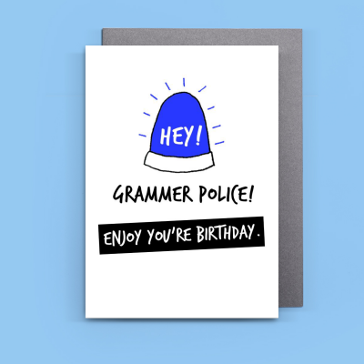 Another Awesome Birthday Card From Offhand Cards Order Before 3pm Monday Friday For Same