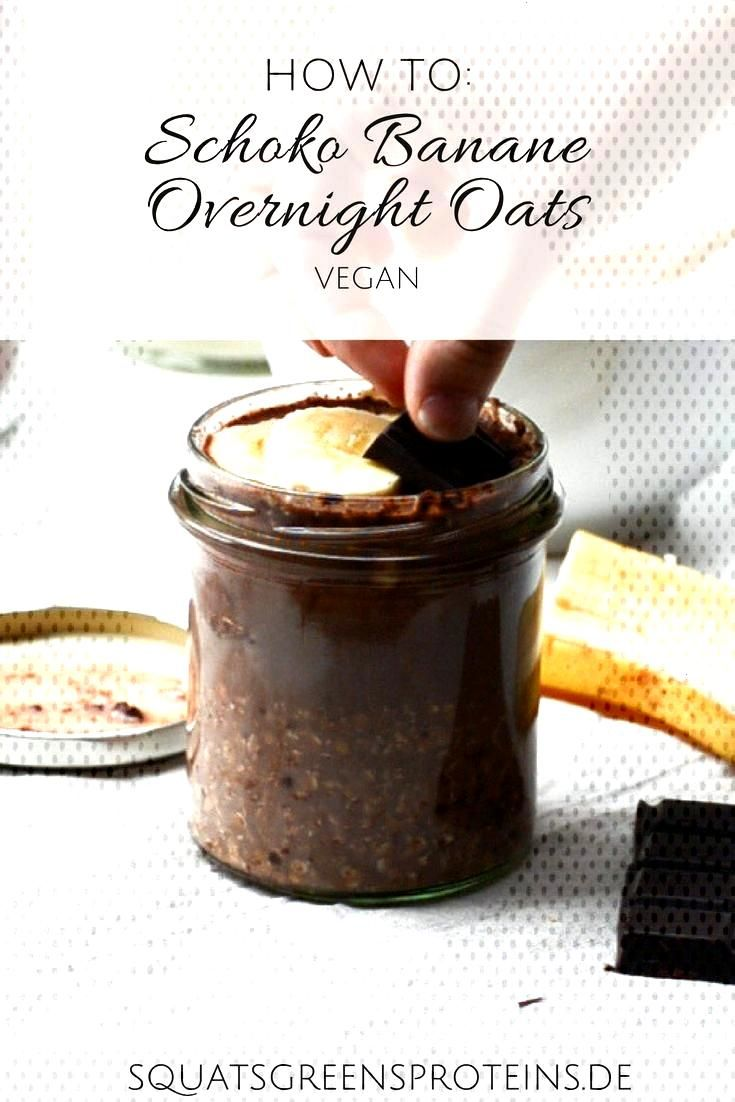 Most current Pic Two Recipes for Overnight Oats - Healthy Breakfast To Go - Squats, Greens amp Protei