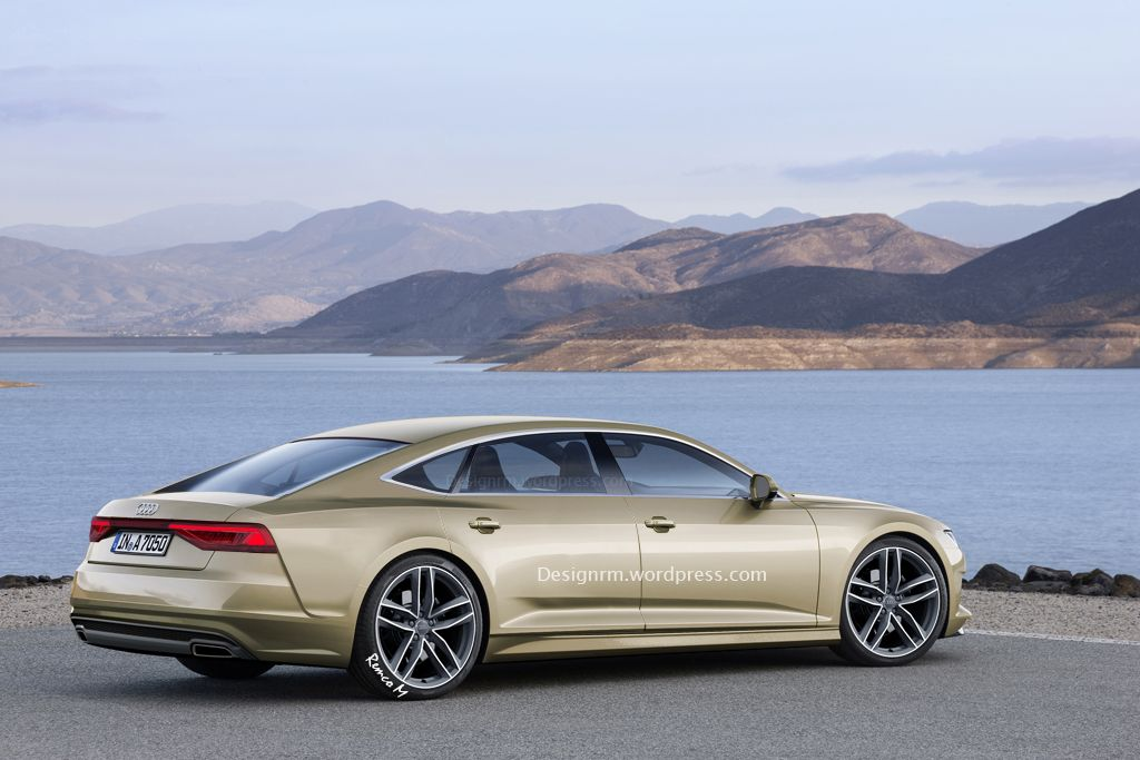 New Report Talks About Dramatic 2017 Audi A7 Sportback With Up