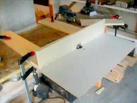 Homemade router table wood working pinterest router table homemade router table keyboard keysfo Gallery