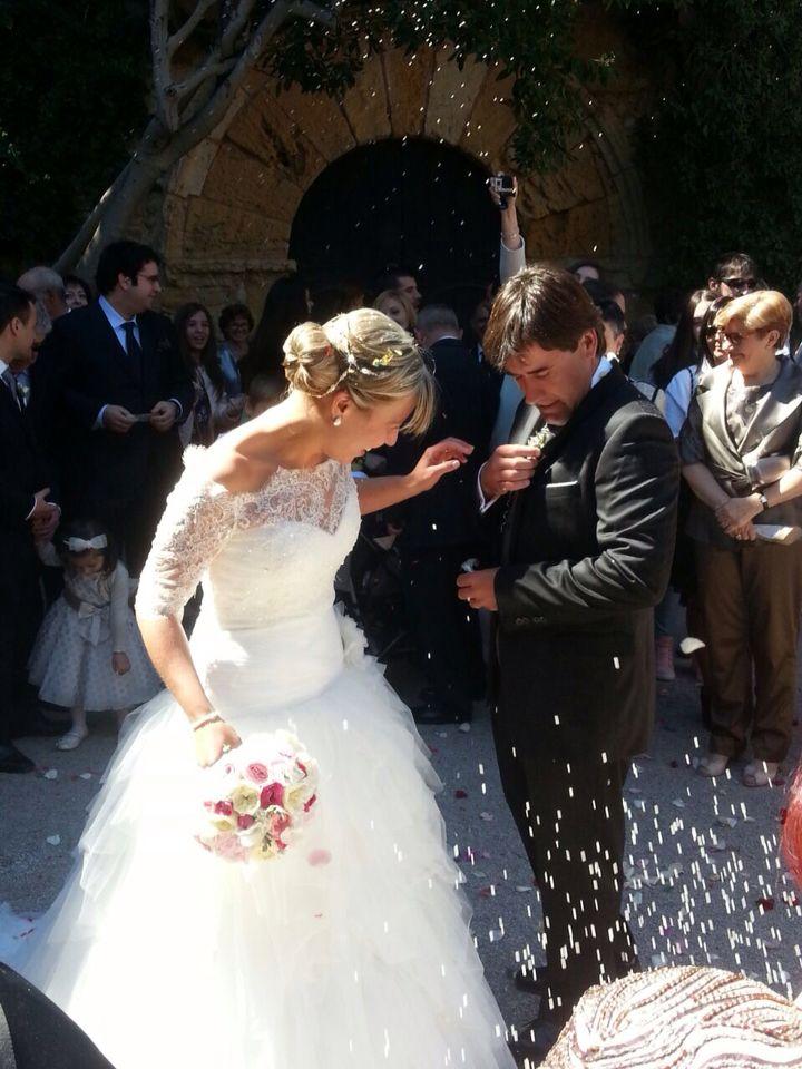 Nosaltres #wedding #brides #boda
