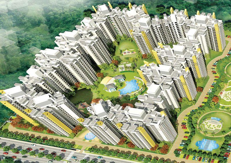 Nirala Estate Phase 2 3 Bhk Flat In Noida Extension In 2020 Wellness Design Greater Noida Estates