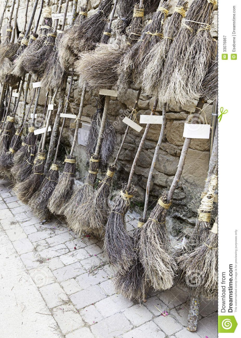 Witches brooms parking | Witch broom, Halloween witch, Brooms