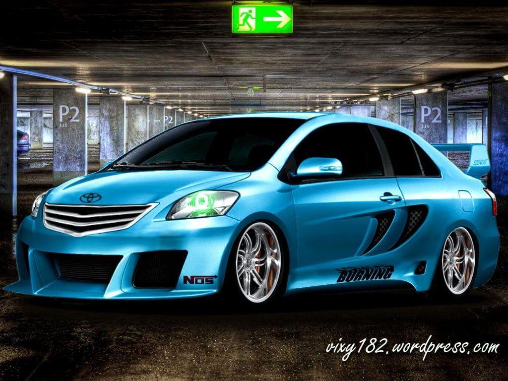 Kontes Modifikasi Mobil Vios Modifikasi Mobil Mobil Konsep Kendaraan