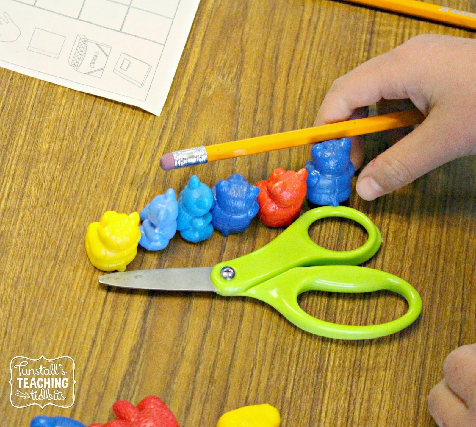 Measurement Non Standard Measurement Teaching Measurement Hands On Centers For Measurement