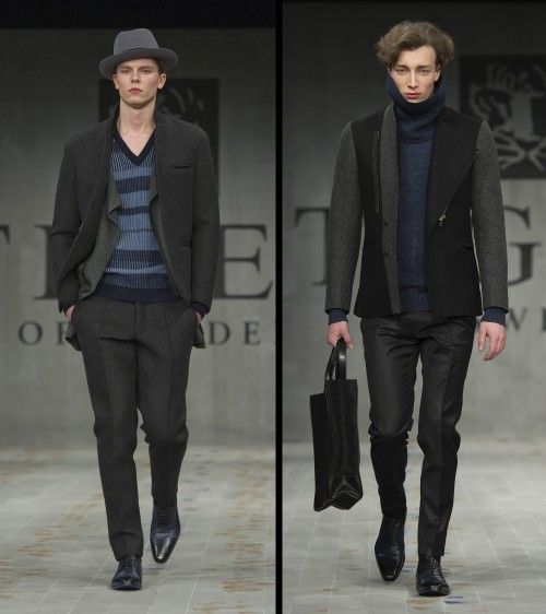Tiger of Sweden Fall/Winter 2012