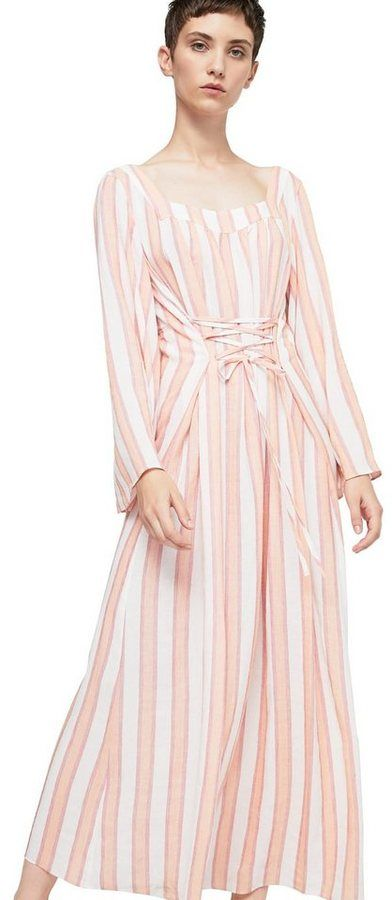 Kleid mango werbung