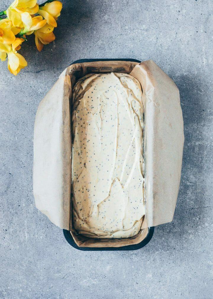 Lemon poppy seed cake vegan bianca zapatka recipes