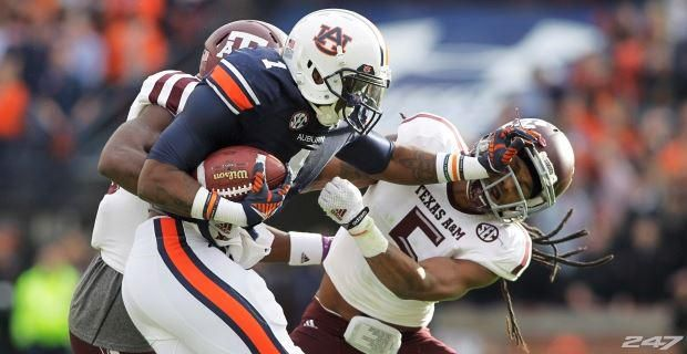 247Sports on | Auburn football, Wide receiver, College ...