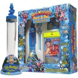 Sea Monkeys Port A Pet Playpen Pet Playpens Sea Monkeys Playpen