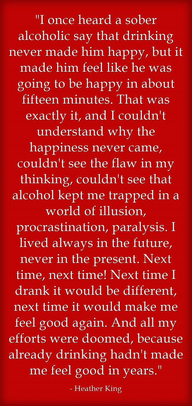 """Quotes About Recovery Alcoholic Thinking""""  Alcoholdrugs  Pinterest  Recovery"""