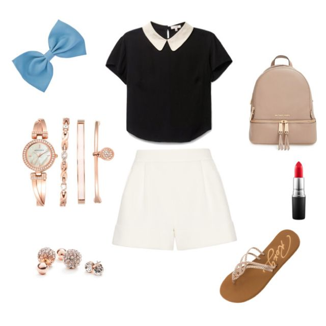 Cute and chic outfit