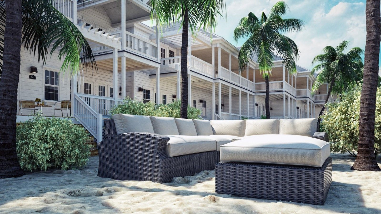 Amalfi Sectional Set Through Wind Grove Is Both Canadian Design And All Season Tested Time To Start Loving Both Inside And Out Patio Outdoor Furniture Sets Patio Chairs