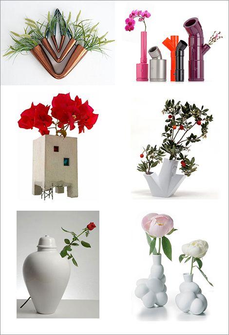 Modern Flower Vases 24 Decorative Designs Ideas And Arrangements