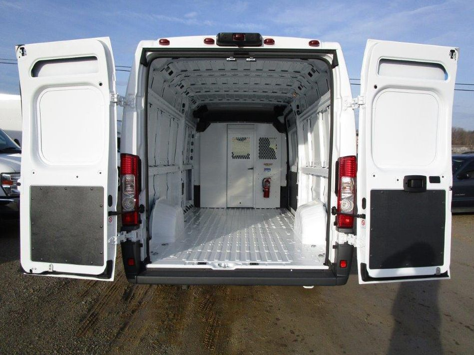 Dodge Ram Promaster 3500 Cargo Van High Roof Extended Length