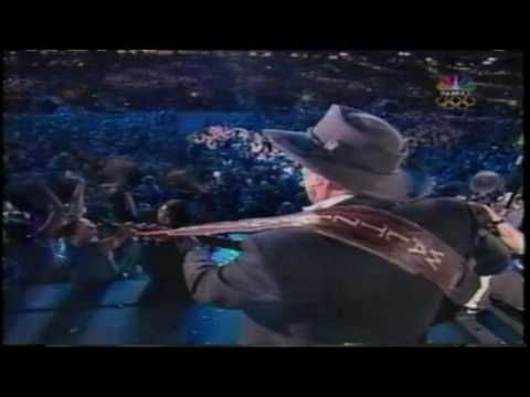 Sydney 2000 Olympics 5 6 Slim Dusty Waltzing Matilda The