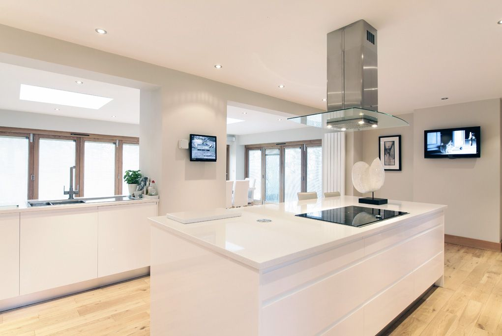 Delightful Image Result For Modern Open Plan Kitchen Diner