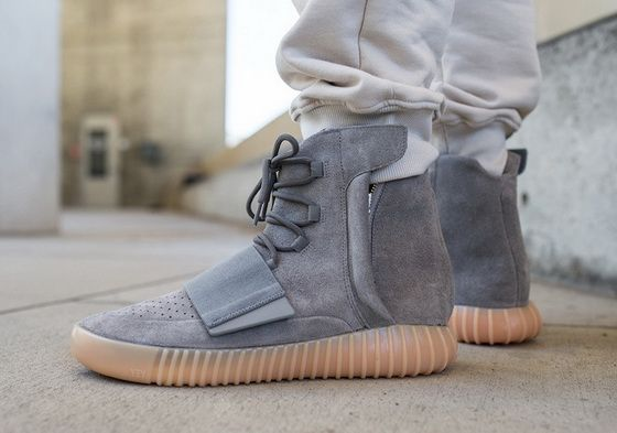 f470c58d7 Buy Girls Adidas Originals Yeezy 750 Boost Light Grey Yeezy 750 Shoe ...